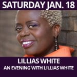 An Evening With Lillias White Presented at The Purple Room in Palm Springs
