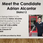 Meet the Candidate - Adrian Alcantar at Wabi Sabi Japan Living in Palm Springs