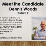 Meet the Candidate - Dennis Woods at Wabi Sabi Japan Living in Palm Springs