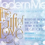 Modern Men: Coachella Valley Men's Chorus Presents--The Gift of Love at the Palm Springs Cultural Center Camelot Theatre