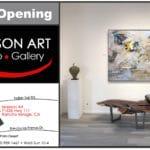 Maxson Art Grand Opening in Rancho Mirage