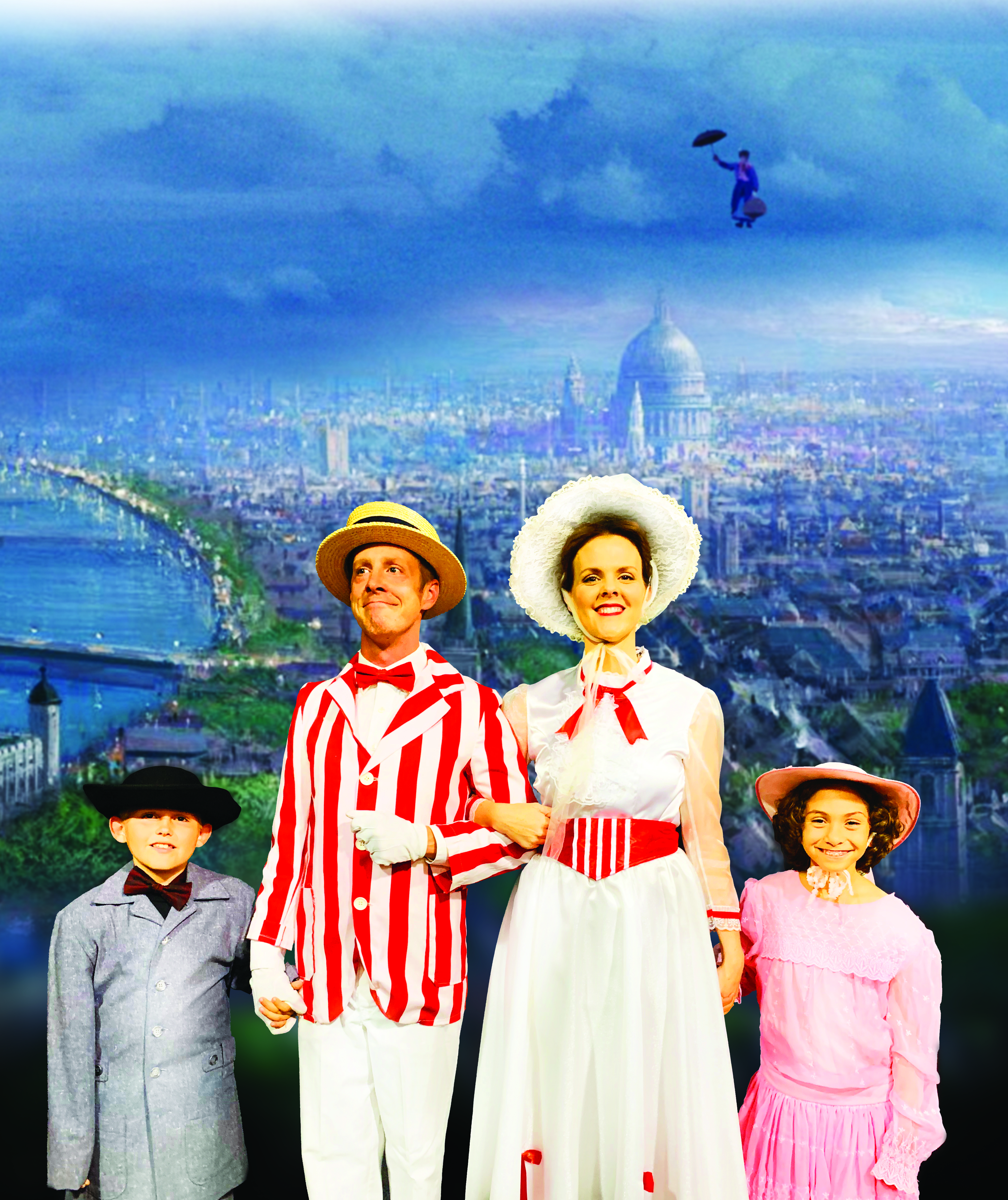 Desert Theatreworks presents Mary Poppins at at the Indio Performing Arts Center