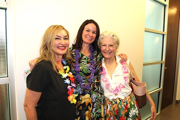 Contour Dermatology Celebrates Day of Beauty, Hawaiian Style