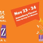 Palm Springs International Jazz Festival Launches With Major Jazz Performers