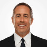 Jerry Seinfeld Performs at The Show At Agua Caliente Resort Casino Spa in Rancho Mirage