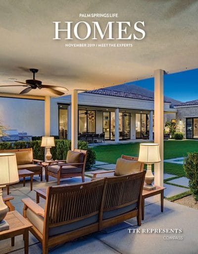 Palm Springs Life Homes November 2019