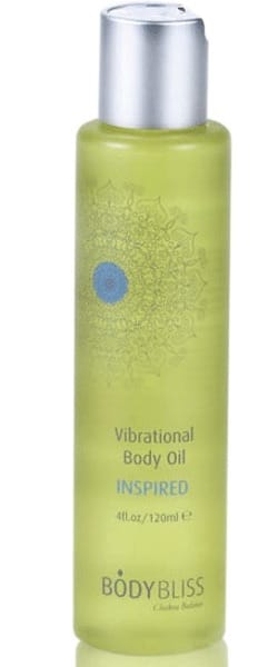 body bliss massage oil