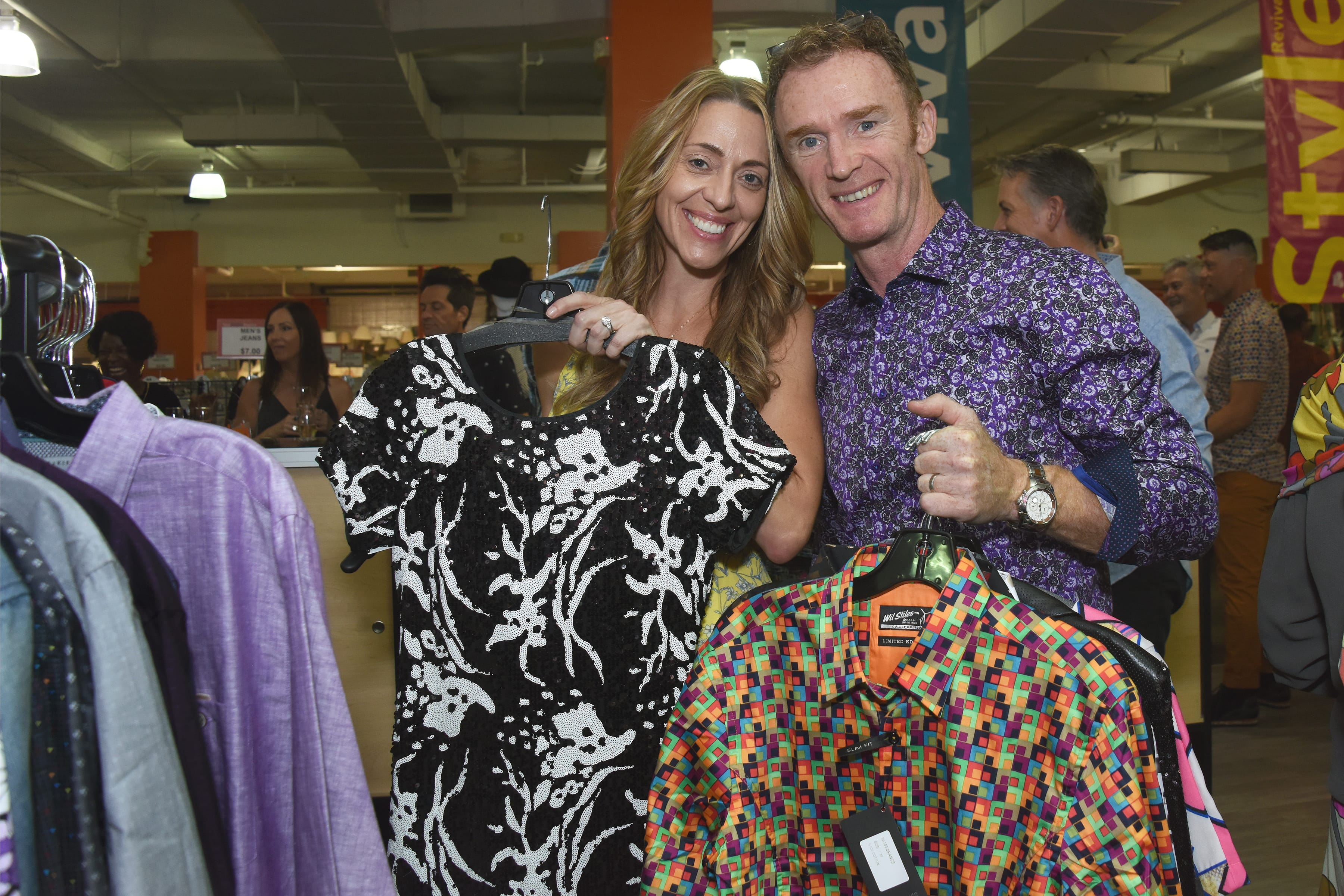 Wil Stiles Clothing Hits the Racks at Revivals Stores