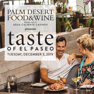 Taste of El Paseo