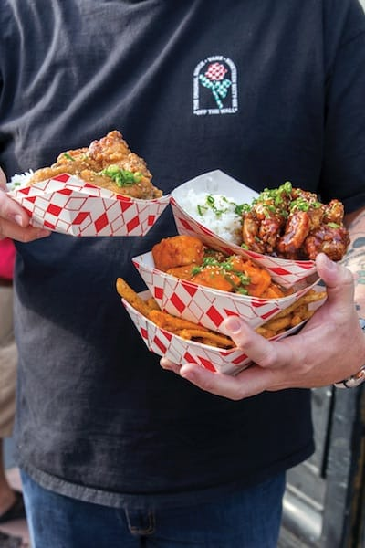 Cathedral City Food Truck Fiesta