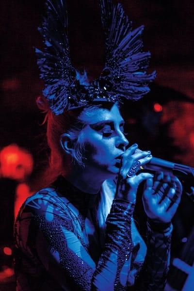 Jesika Von Rabbit music