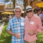 Walk of the Stars Palm Springs to Honor Philanthropists and Humanitarians John McDonald and Rob Wright with 434th Star