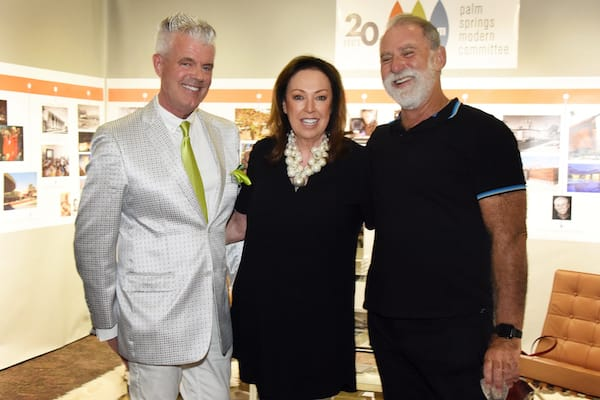 Palm Springs Modernism Show and Sale Marks 6th Annual Opening Party