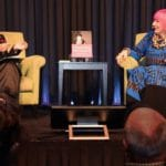 Zandra Rhodes Reflects on 50 Years of Fabulous Fashion