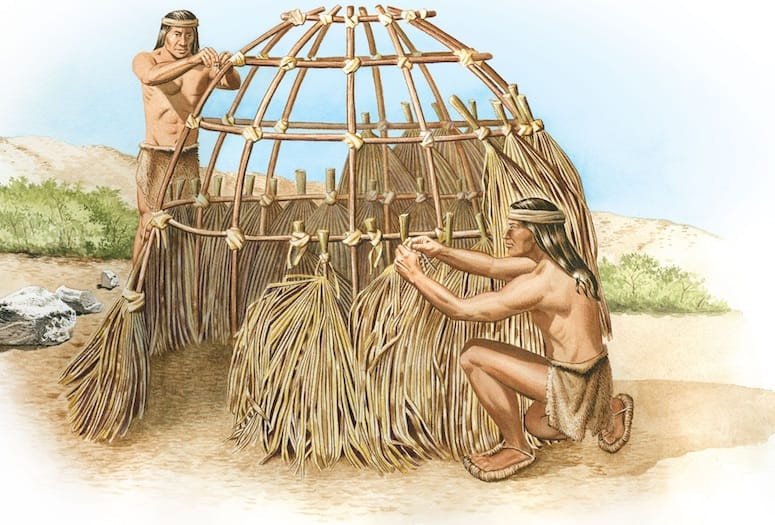 Cahuilla Indian