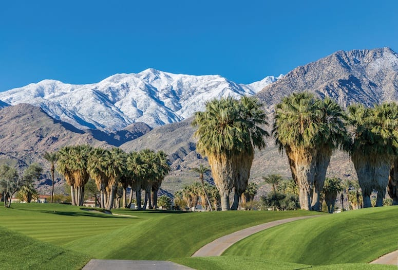 indian canyons golf resort palm springs