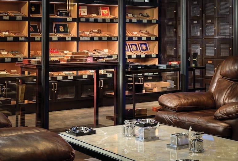 pivat cigar lounge