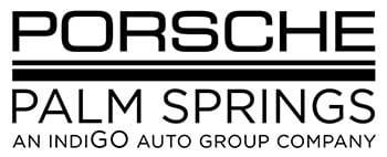 PORSCHE PALM SPRINGS an indiGO AUTO GROUP COMPANY