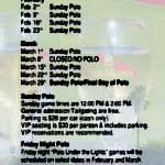 2020 Polo Season at the Empire Polo Grounds in Indio