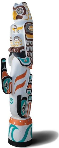 jason henry hunt totem pole