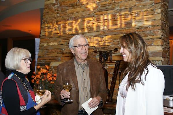 Leeds & Son Host Patek Philippe Reception