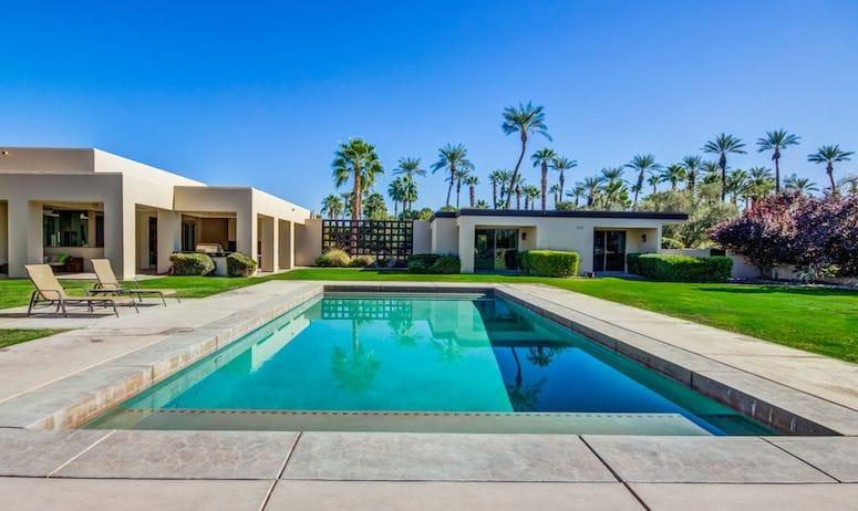 rancho mirage pool