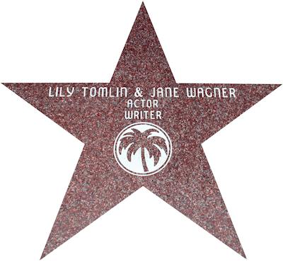 lily tomlin walk of stars