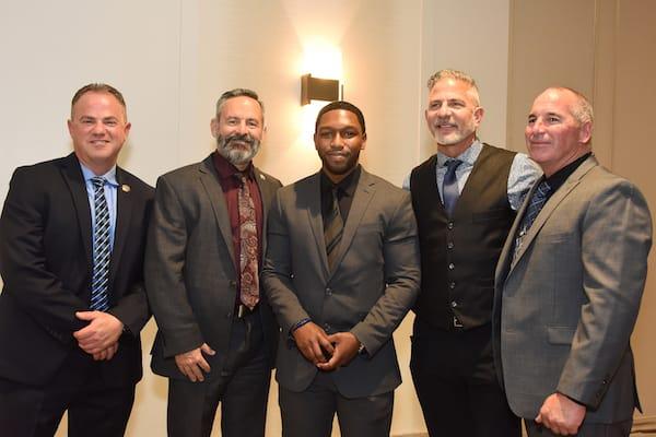 Deputy Jonathan Cosby Earns Rick Espinoza Distinguished Service Award