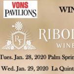Riboli Family Wine Estates Dinner at LG's Prime Steakhouse in Palm Springs and La Quint