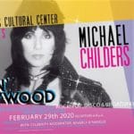 "Legendary Celebrity Photographer Michael Childers To Exhibit ""Rockin' Hollywood² Photo Collection at the Palm Springs Cultural Center"