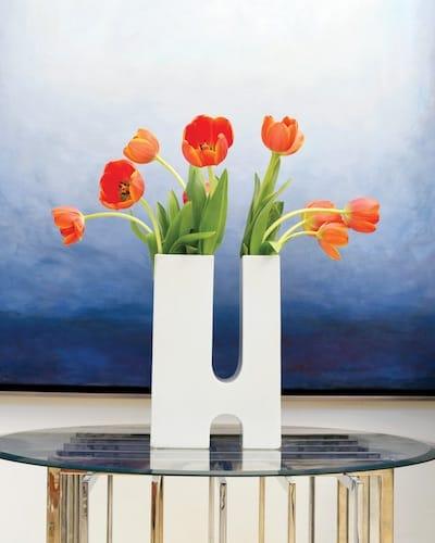 pierre cardin vase