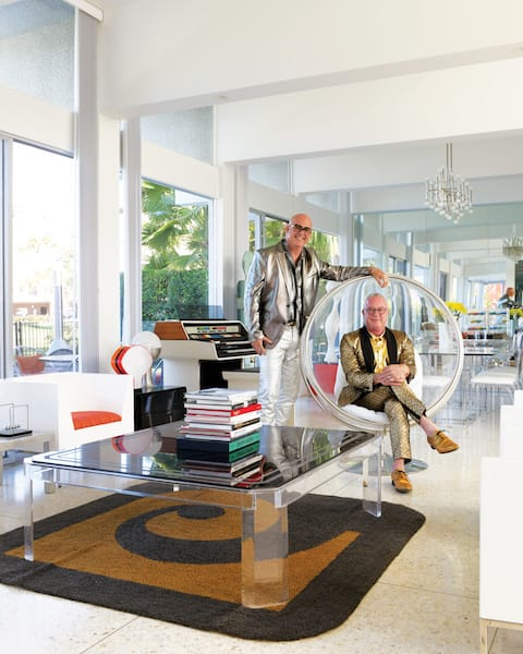 Pierre Cardin Documentary A Labor Of Love By Palm Springs Duo