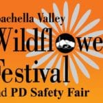 The Coachella Valley Wildflower Festival at Palm Desert Civic Center Park