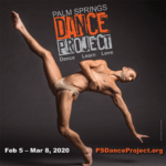 Palm Springs Dance Project Present The Main Event, an Extraordinary Evening of Dance