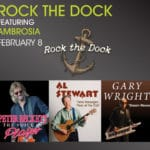 Rock The Dock featuring Ambrosia at The Show at Agua Caliente Resort Casino Spa in Rancho Mirage