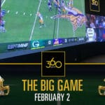 The Big Game Viewing Party at Agua Caliente Resort Casino Spa in Rancho Mirage