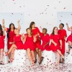 Go Red For Women Luncheon at Westin Mission Hills Golf Resort & Spa in Rancho Mirage