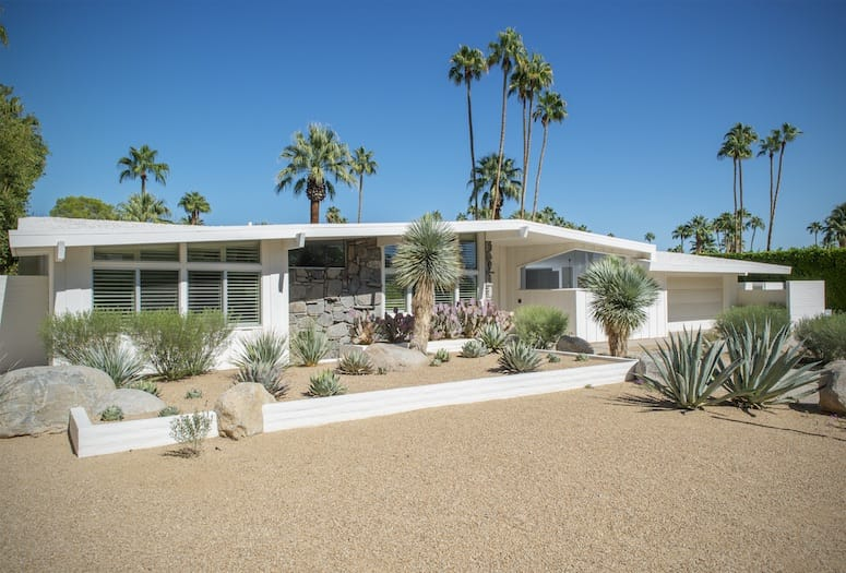 midcentury palm springs