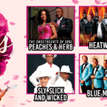 Valentine's Super Love Jam at The Show at Agua Caliente Resort Casino Spa in Rancho Mriage