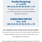 Stargazing at the Rancho Mirage Library and Observatory