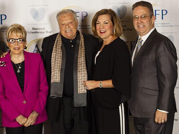 Philanthropy Honorees
