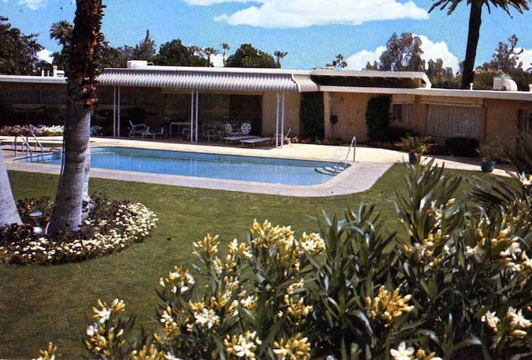 lawrence welk home palm springs