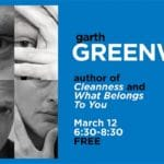 Outbook OutLoud speakers series presents award winning Author Garth Greenwell at the Palm Springs Cultural Center