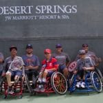 Desert Ability Center Tennis Tournament Fundraiser at JW Marriott Desert Springs Resort & Spa in Palm Desert