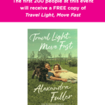RMWF Writers Series: Alexandra Fuller - Travel Light, Move Fast at the Rancho Mirage Library and Observatory