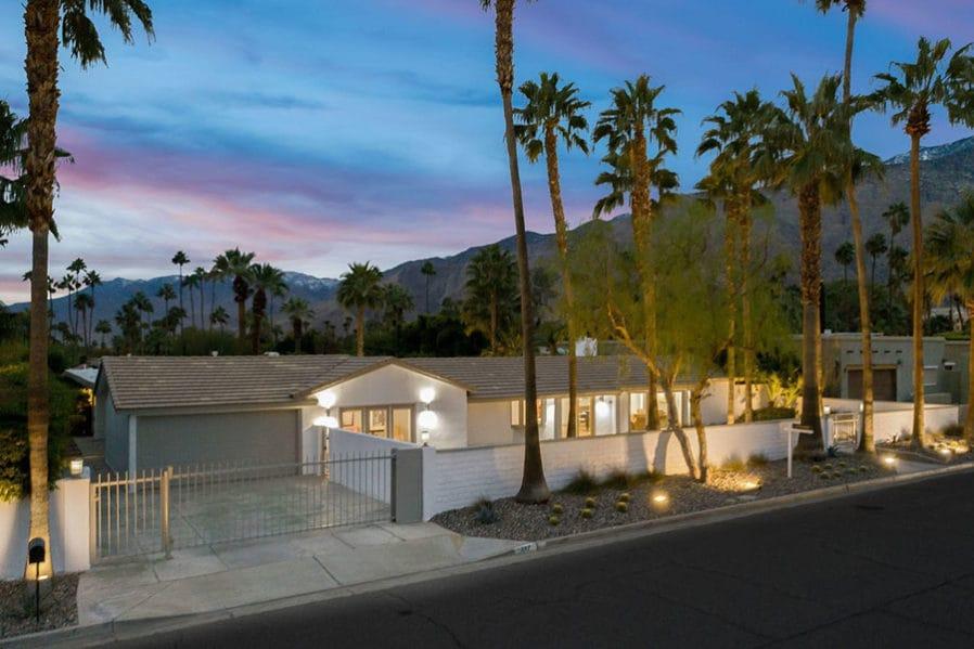 887 E Mel Avenue, Palm Springs