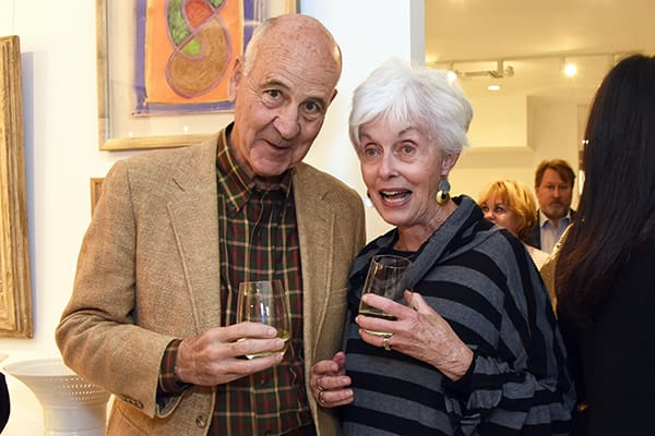 Dragonette Ltd. Hosts Opening Reception