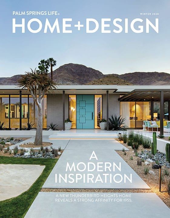 Home & Design winter-2020 cover art