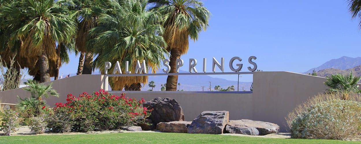 Palm Springs California Real Estate