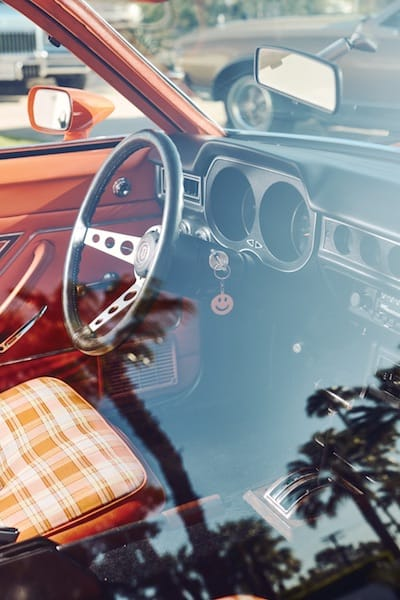 mercury bobcat interior
